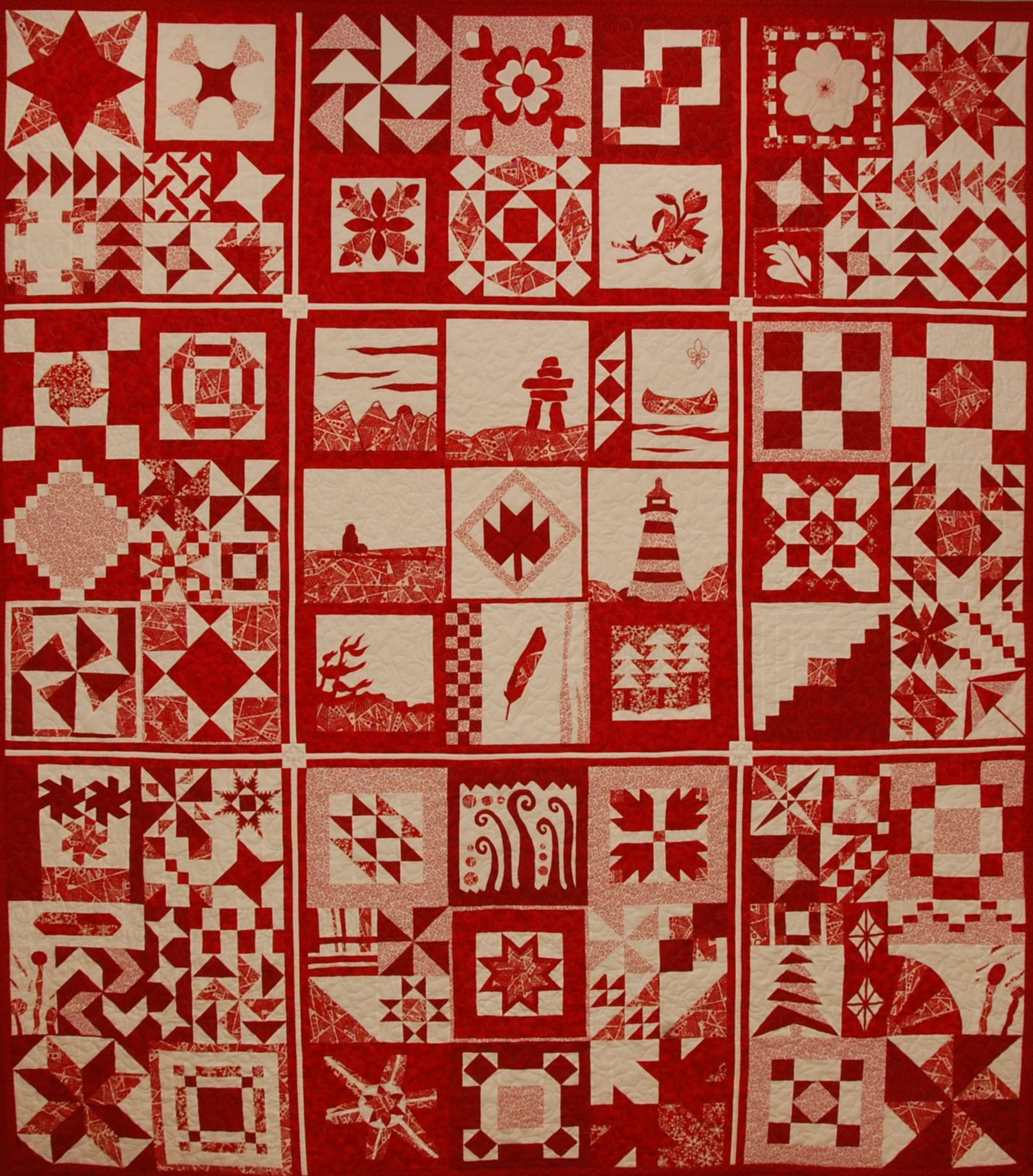 Quilted Expressions | Oakville Quilters' Guild Oakville, Ontario ... : quilting canada - Adamdwight.com